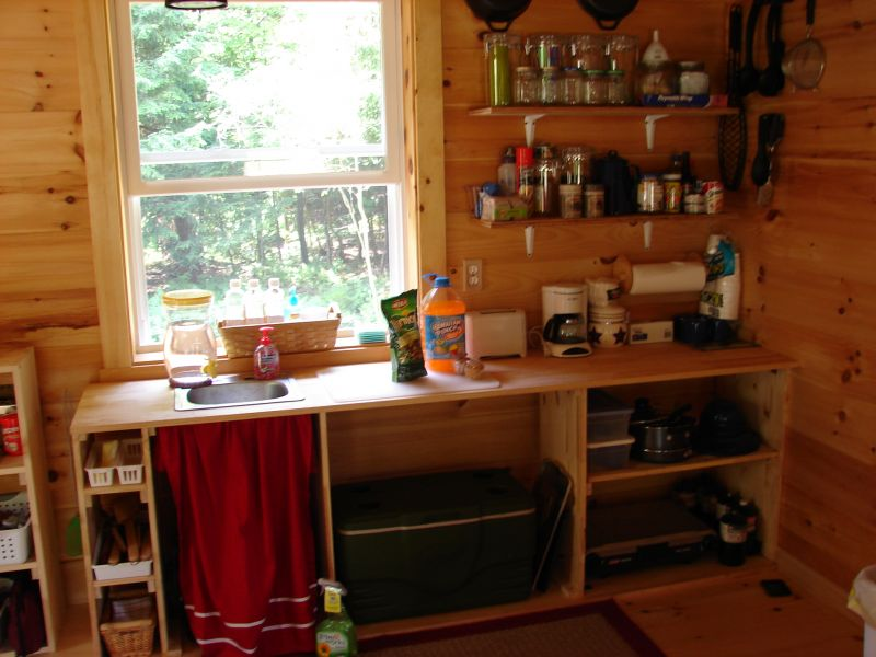 Upstate NY cabin  question about water pumps  Small Cabin Forum