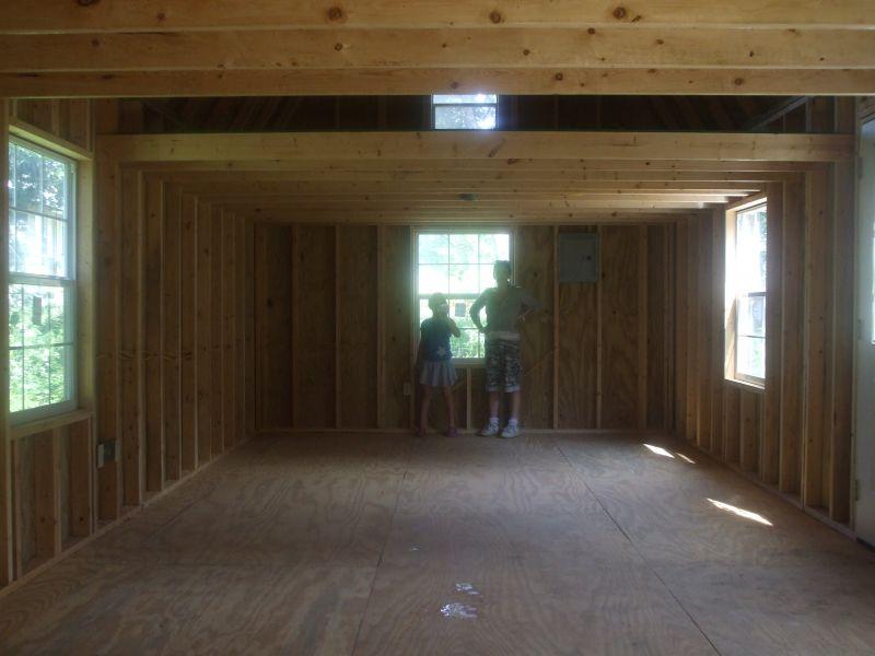 The shabin project  Small Cabin Forum