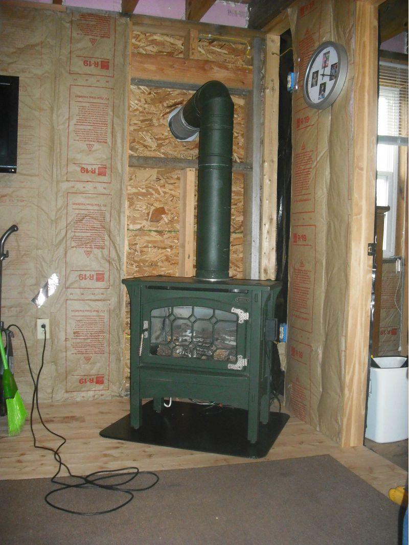 vented propane heater  Small Cabin Forum 1