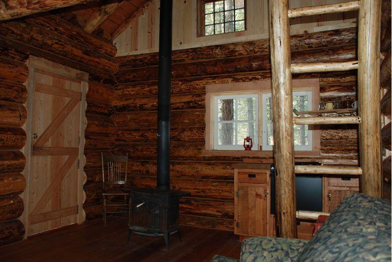 Northwest log cabin 12X16  Small Cabin Forum 1