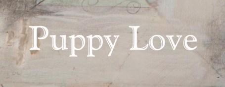 Puppy love header