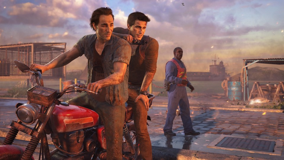 Uncharted 4 A Thief's End video games