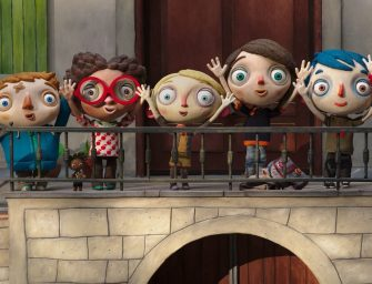My Life As A Courgette Review