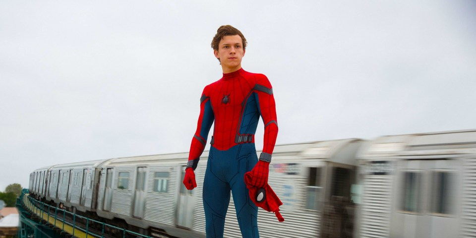 Tom Holland is Spider-Man in Homecoming!