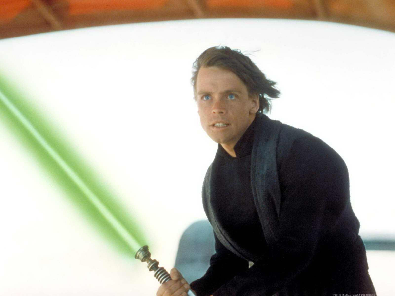 Luke Skywalker Wallpaper 6 Small Screen