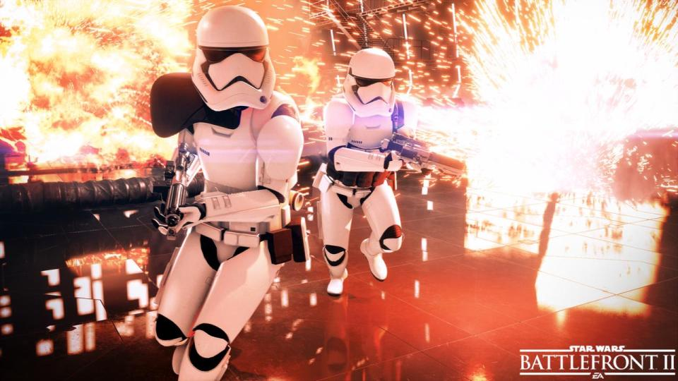 Star Wars Battlefront II hands-on at EGX 2017 3