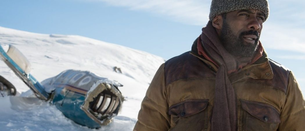 The Mountain Between Us-Movie Idris Elba