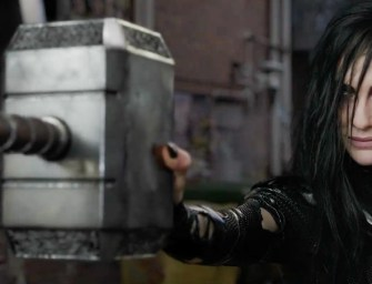 Thor: Ragnarok's Taika Waititi Explains Why He Changed The Location In The Hela Hammer Scene