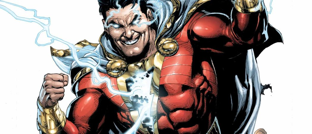 Zachary Levi Has Been Cast As The Lead In DC Comics' Shazam Movie