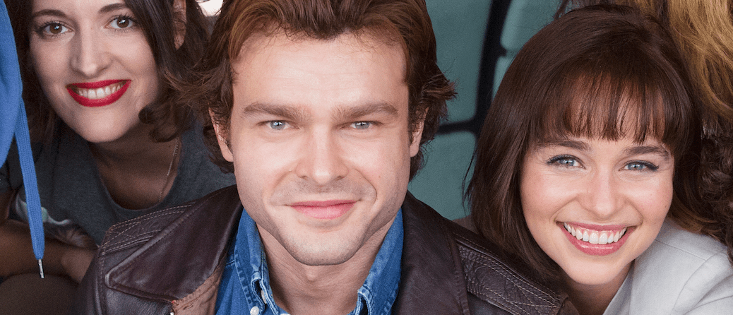 Did This Promotional Cup Offer Our First Glimpse At Alden Ehrenreich's Han Solo In Solo: A Star Wars Story?