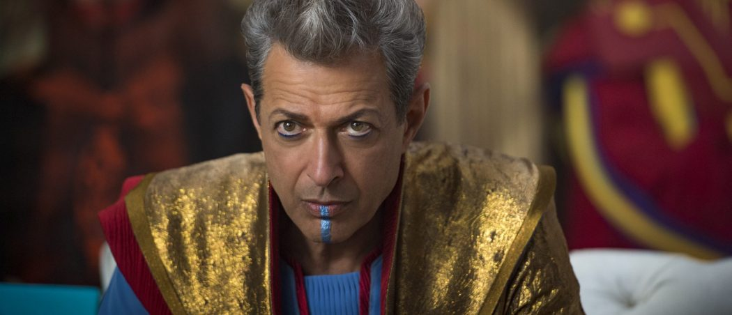 Kevin Feige Would Love To Bring The Grandmaster And The Collector Together In The MCU Someday