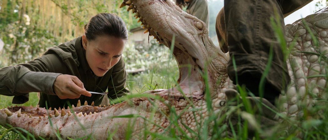 Annihilation Will Not Get A Cinema Release In The UK And Will Go Straight To Netflix Instead