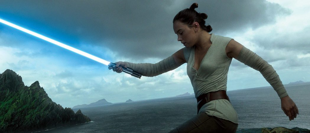 Star Wars: The Last Jedi's Daisy Ridley Says She's Done After Episode IX 1