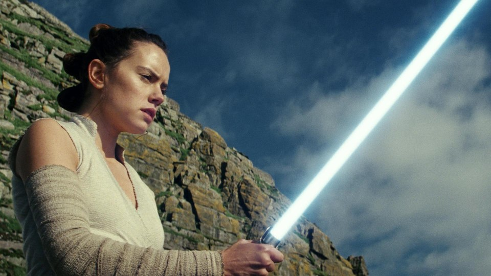 Star Wars: The Last Jedi's Daisy Ridley Says She's Done After Episode IX
