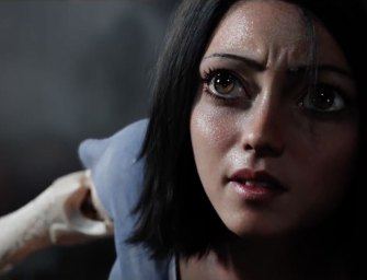The First Trailer For Robert Rodriguez's Alita: Battle Angel Is Here