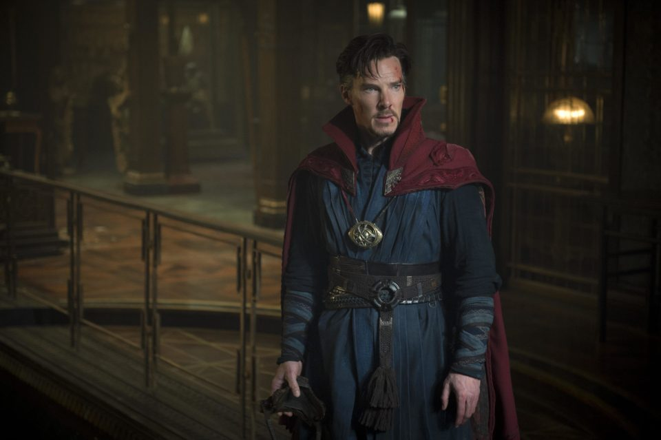 What will happen with Doctor Strange 2?