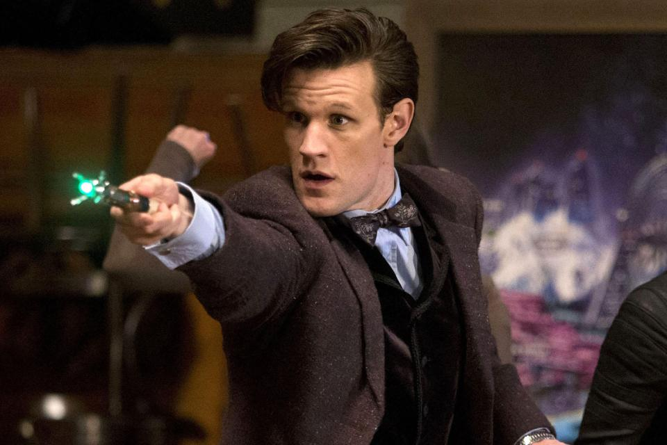 Who could Matt Smith be playing in Star Wars: The Rise Of Skywalker?