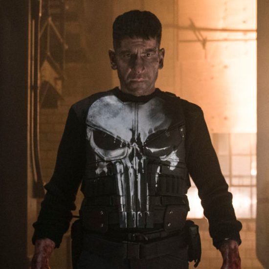 The Punisher Might Have Made A Cameo In Captain America: The Winter Solider