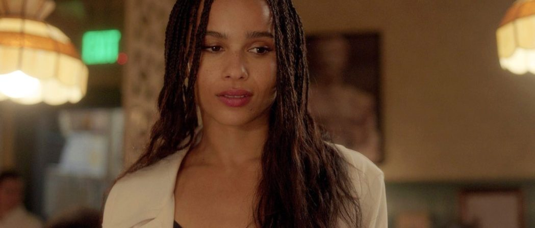 Zoe Kravitz Has Been Cast As Catwoman In The Batman Small