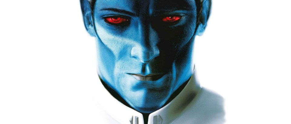 Grand Admiral Thrawn might be in Star Wars: The Rise of Skywalker