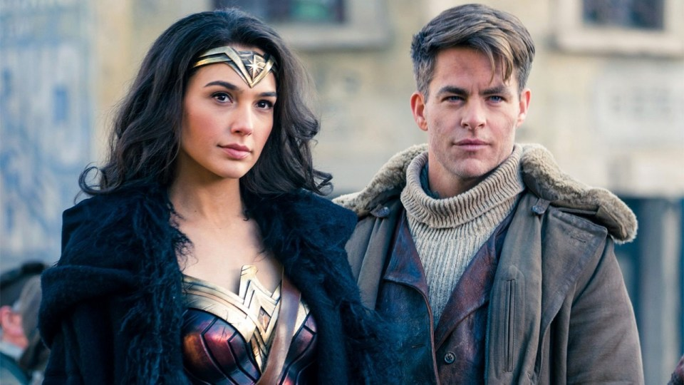 Wonder Woman 1984 will see Steve Trevor return