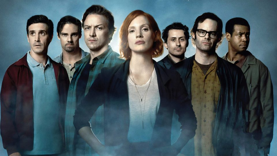 The Cast of It Chapter 2 Stephen King horror movies