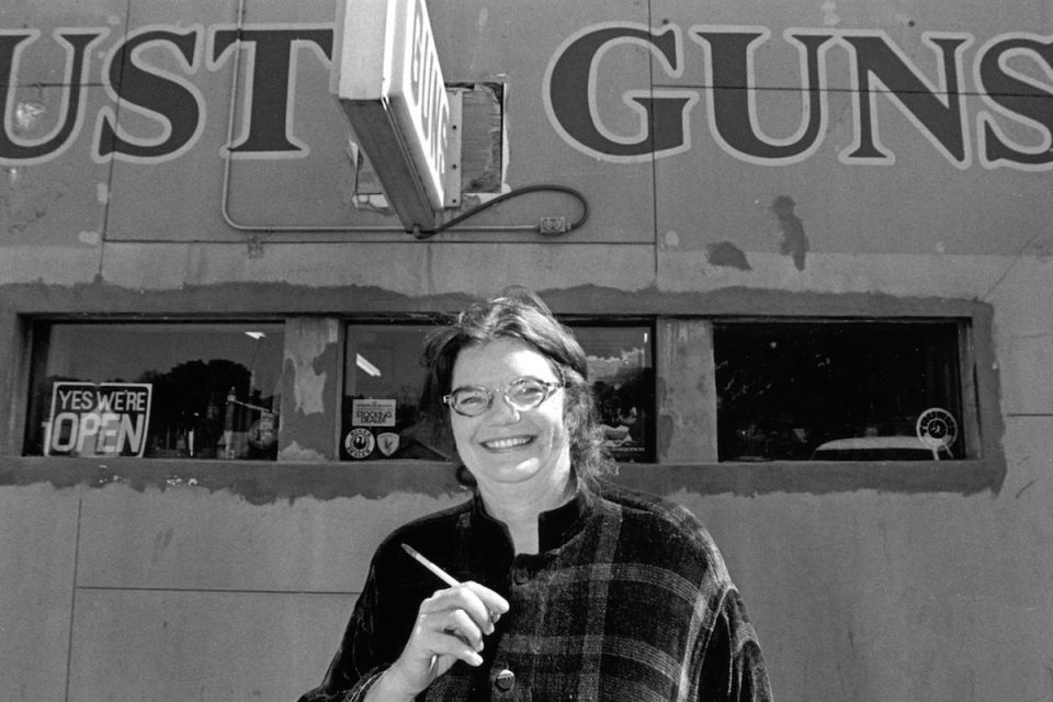 Molly Ivins was the voice of Texas