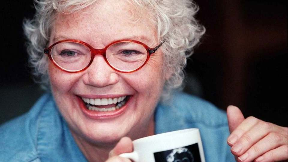 Molly Ivins was a very important and special person
