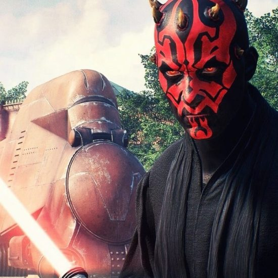 Colin Trevorrow's Star Wars: Episode 9 Had A Female Darth Maul Type Villain