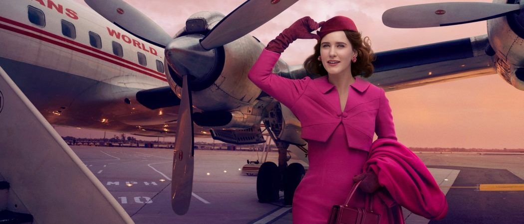 Image result for marvelous mrs maisel season 4