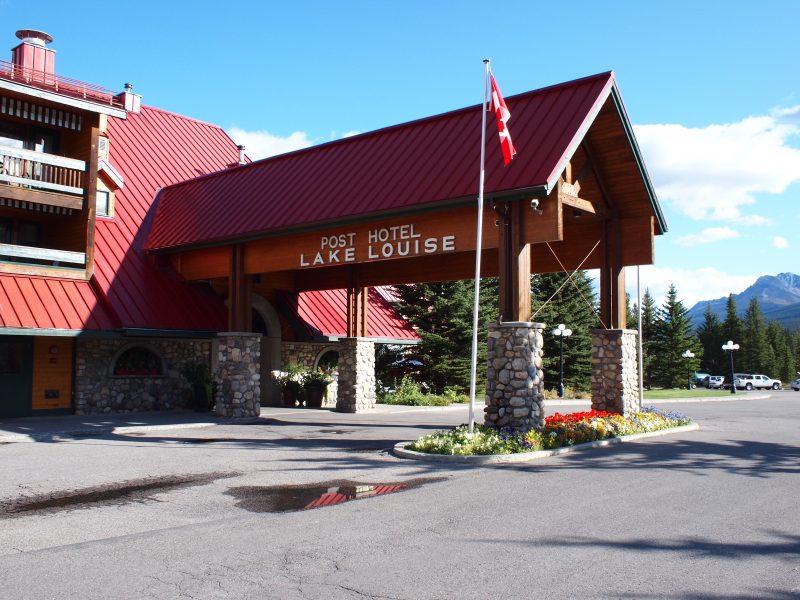 Post Hotel Exterior