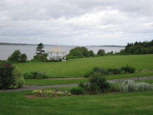 The Beautiful Waterfront Property of The Inn at St. Peters