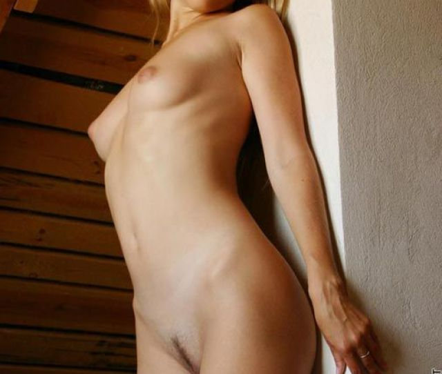 Naked Small Teen Tits On A Tasty Blonde