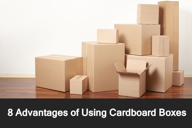 Benefits of Corrugated Cardboard Boxes - Small Cardboard Boxes