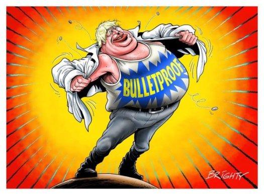 Bulletproof Boris