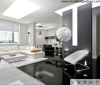 Hi-Tech Interior Style Overview - Small Design Ideas