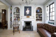 English Style House Interior