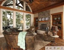 Lake House Interior Design