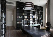 High-Tech Modern Home Office Designs