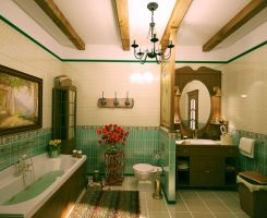 Interior Style Retro. Overview and Examples