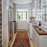 Galley Kitchen Layout Design Ideas Small Design Ideas