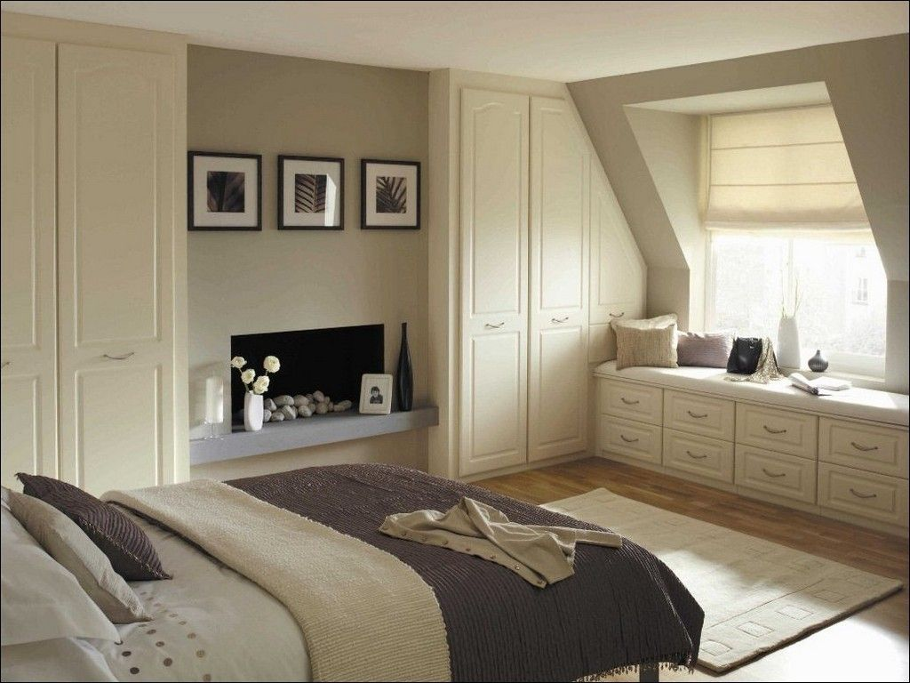 Dream Bedroom Wardrobe Decorating Ideas
