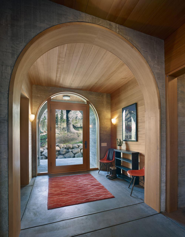 Interior Room Arches Decoration Ideas