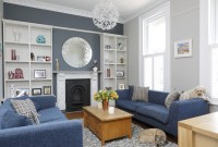 Blue Color Decoration Ideas for Living Room - Small Design ...