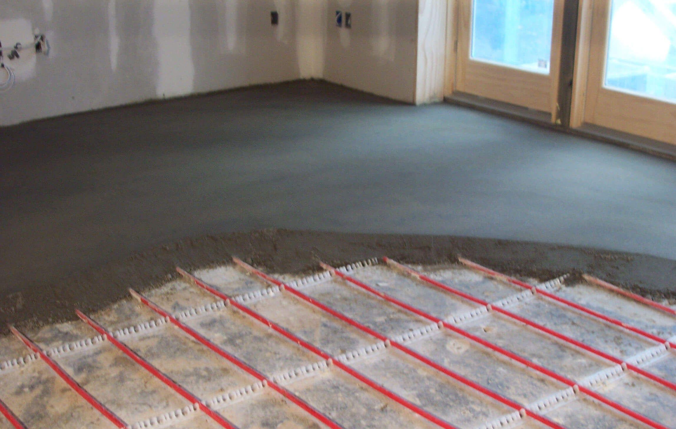 Warm Floors