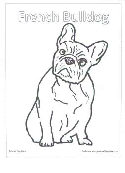 Kids Puppy Coloring Pages