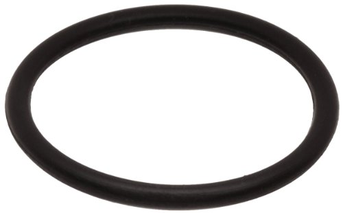 1//8 Width Pack of 25 9//16 OD 5//16 ID Black 203 Viton O-Ring 75A Durometer