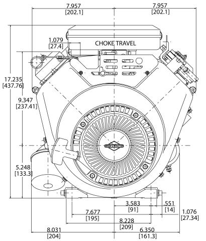 Small Engine Source.com 305442-0527 Briggs & Stratton
