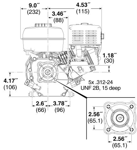 Small Engine Source.com 83132-1040-F1 Briggs & Stratton