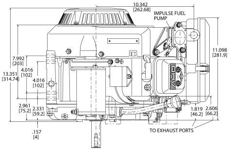 Small Engine Source.com 305447-3075 Briggs & Stratton 16
